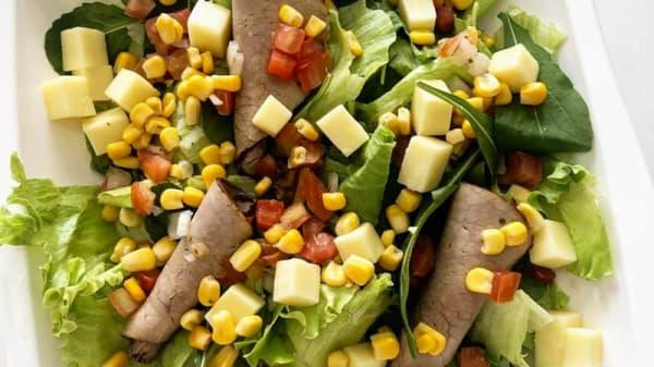 Sugestão prato - Saladenha (Itu), Itu