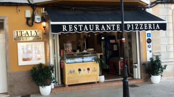Entrada - Pizzeria Italy, Ciutadella de Menorca