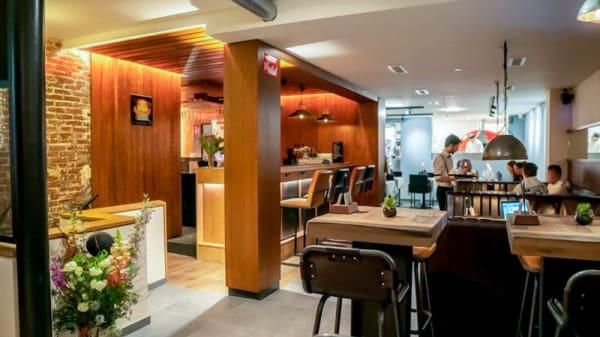 Het restaurant - Ristopub Paletti, Maastricht