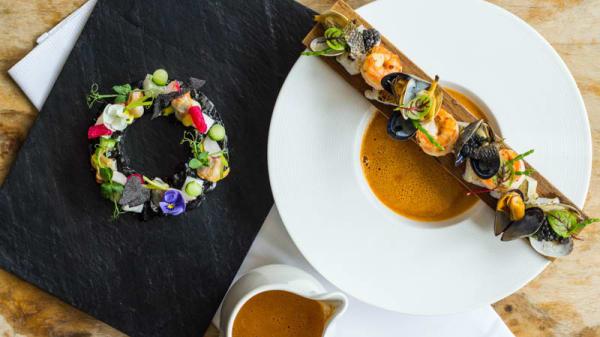 Suggestie van de chef - De Dis eten & drinken, Den Haag