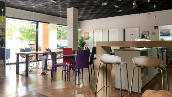 Vista del interior - Salutary Fresh food, Torrejon De Ardoz
