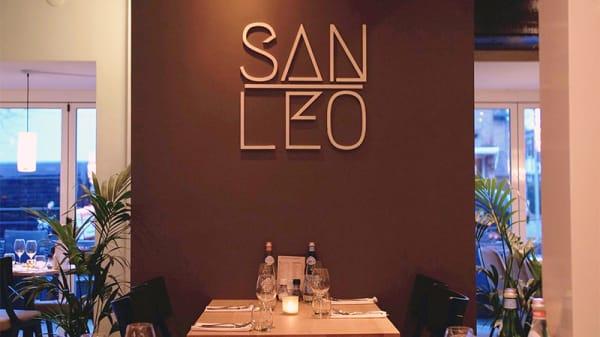 Het restaurant - San Leo, Hilversum