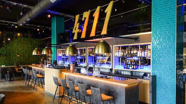 Het restaurant - Grand Café 4711, Den Helder