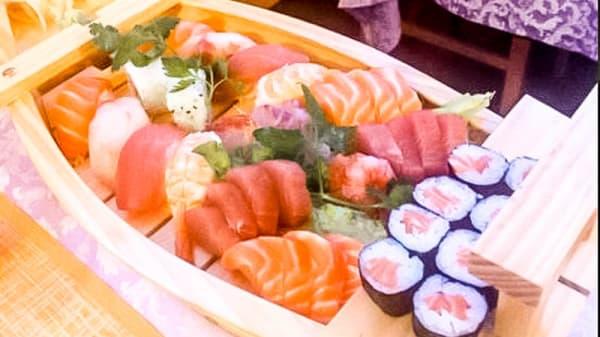 sushi - Drago d'oro, Gallarate