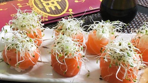 Sugestão prato - Sobe Sushi, São Paulo