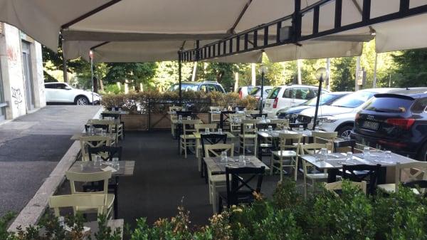 Terrazza - La Piazzetta di Montesacro, Rome