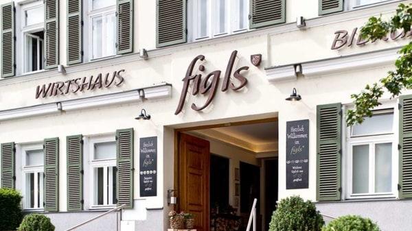 Indgang - Figls, Vienna