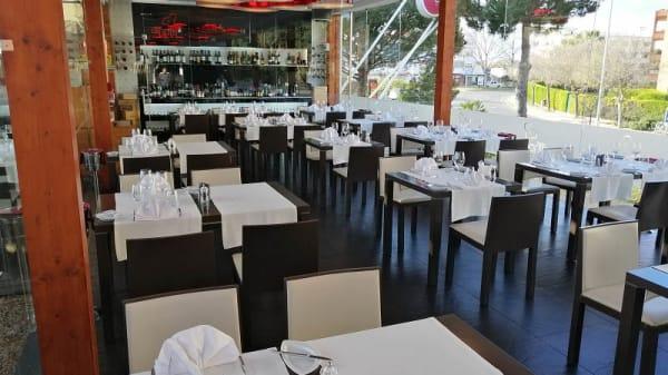 Vista da sala - Allbeef Restaurante, Portimão