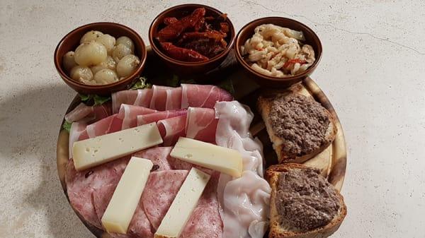 Suggerimento dello chef - La Gratella, Florence