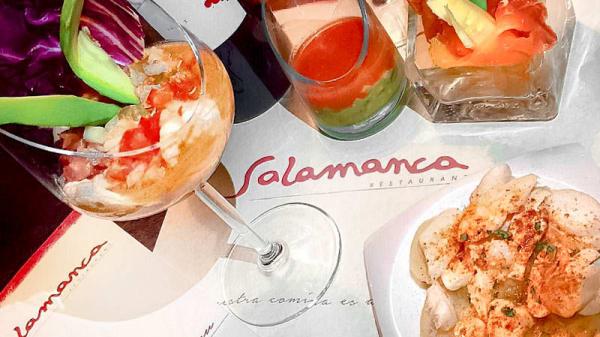 cocktail e piatti misti - Salamanca, Firenze