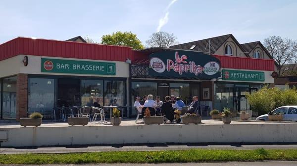 Le Paprika Bar Brasserie, Châlons-en-Champagne