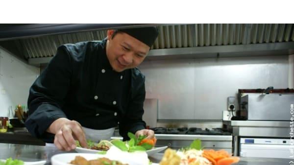 Chef - La Baie d'Halong, Roscoff