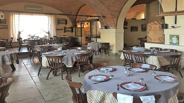 Vista sala - La Corte dei Molini, Castel Maggiore