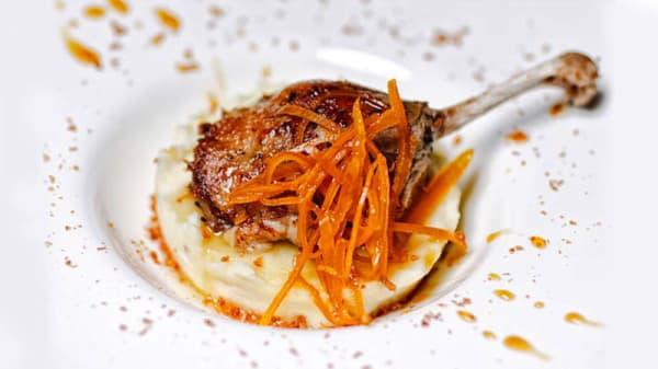 Suggerimento del chef - Osteria Novecento, Torino