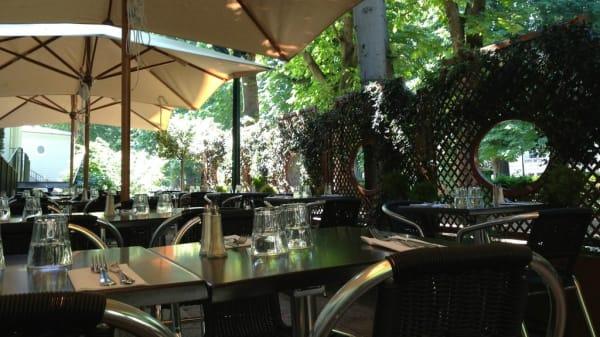 Terrasse - Le Restaurant du Rond Point, Paris