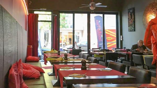 Vue de la salle - Tandoori Pasta, Antwerpen