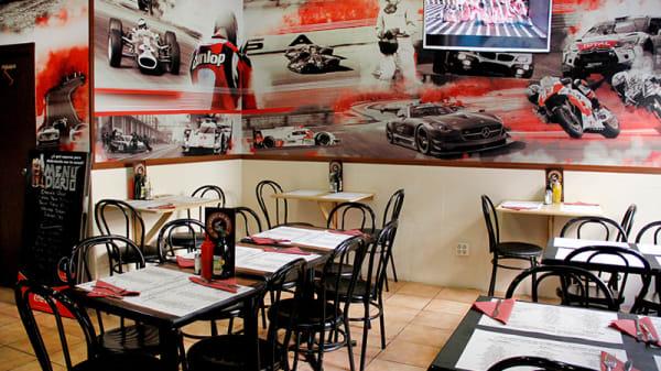 Sala - American Grill Tex-mex, Madrid