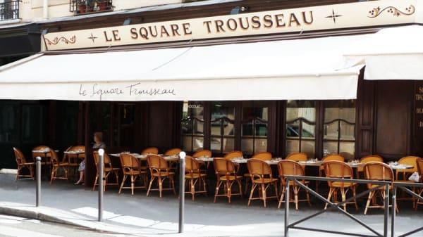 Square Trousseau, Paris