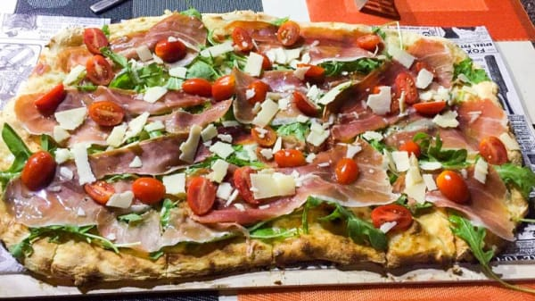 Sugerencia del chef - Er Vicolo, Arona