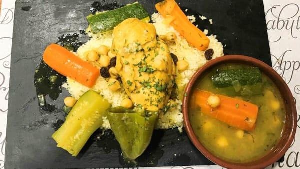 Sugerencia del chef - El calamarcito de Beirut, Barcelona
