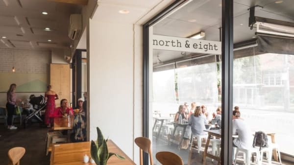 North and Eight, Aberfeldie (VIC)