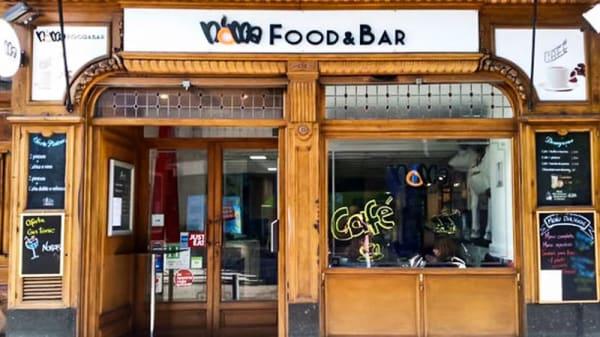 Vista entrada - Noma Food&Bar - Barquillo, Madrid