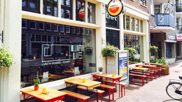Terras - Café de Walvis, Amsterdam