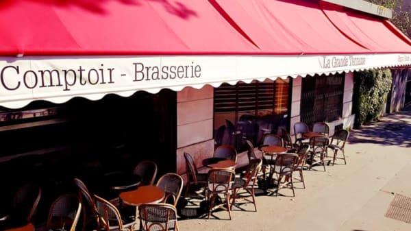 Terrasse - La Grande Terrasse LGT, Boulogne-Billancourt