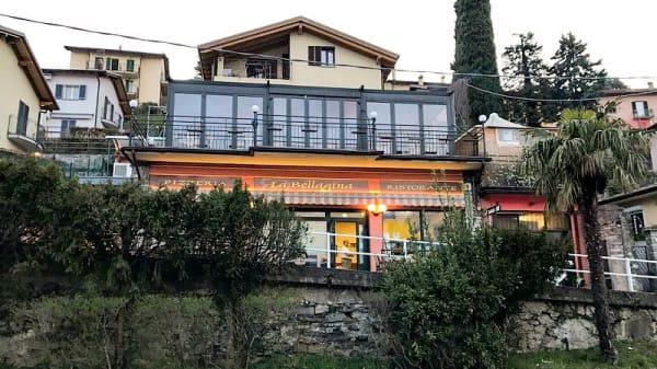 Facciata - La Bellagina, Bellagio