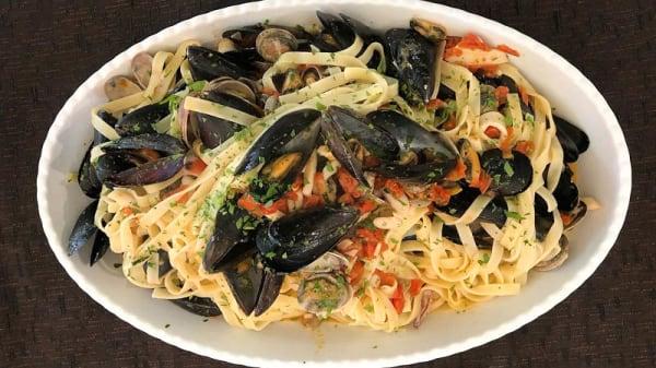 Suggerimento dello chef - Il Cortile, Trapani