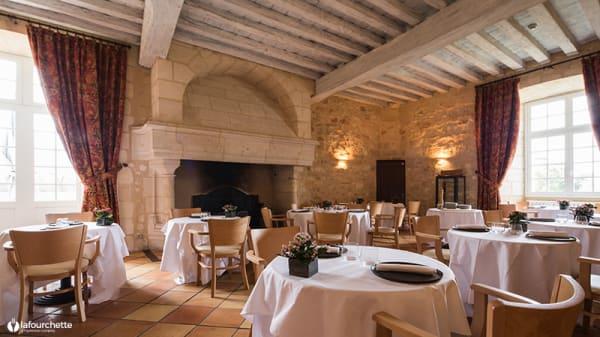 Vue de la Salle - La Table d'Agassac, Ludon-Médoc