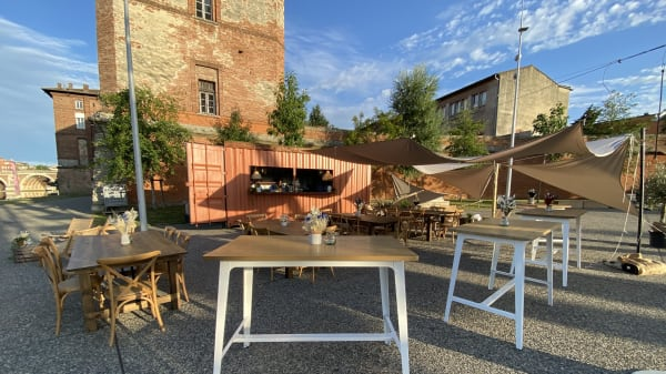 Terrasse - Racines Food, Toulouse
