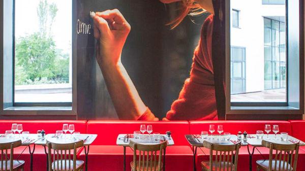 Vue de la salle - Ibis Kitchen, Clichy