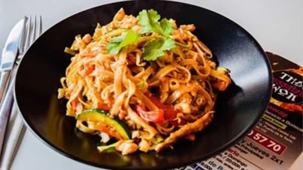 1 - Thai noodles wok, Málaga