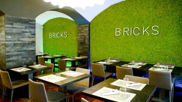 Vista sala - Bricks Pop Tapas e Pizza, Torino