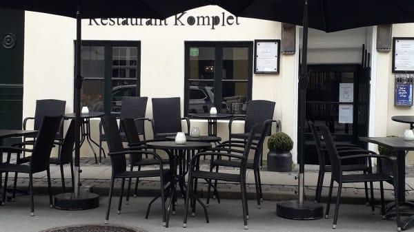 Restaurant Komplet, København K