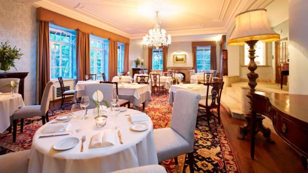 Sala - The Dining Room restaurant at Quinta da Casa Branca, Funchal