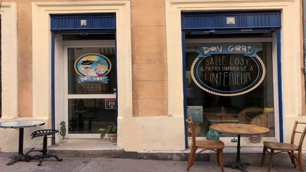 Entrée - Don Gobi, Marseille