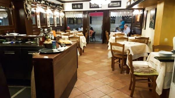Sala - Osteria Leon Bianco, Venice