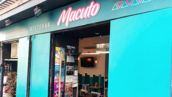 Entrada - Macuto Restobar, Madrid