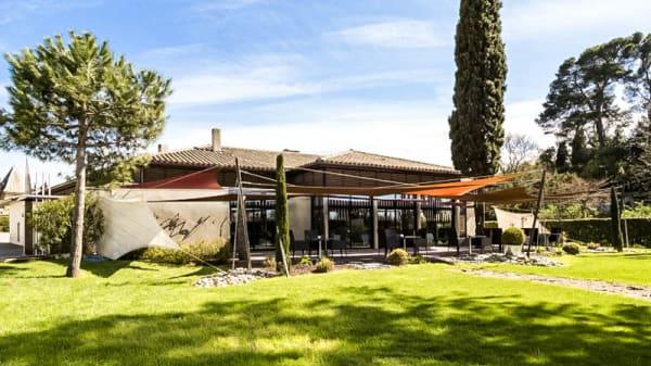 Le Jardin - La table de Franck Putelat, Carcassonne