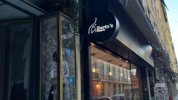 Alberto's Pizzaria, Lisbon