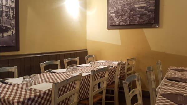 Sala - Solo Pizza - Viale Umbria, Milano