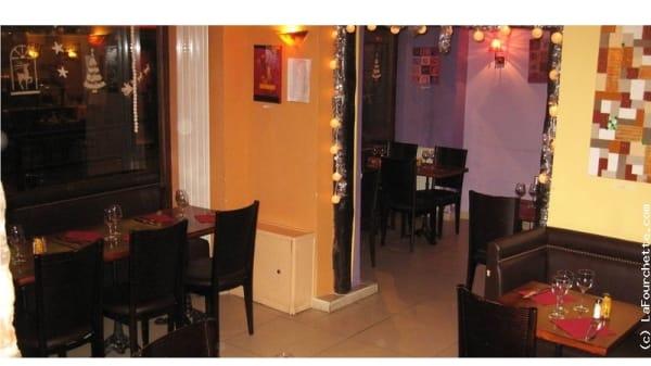Vue salle 4 - La Terrasse, Montreuil
