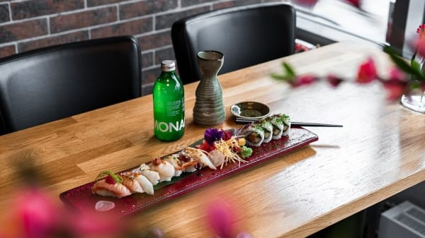 Udden Japanese Cuisine, Västerås