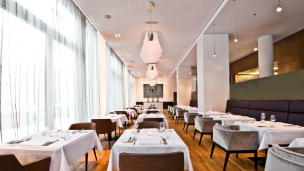 Zimmeransicht - scent - Restaurant im COSMO Hotel, Berlin