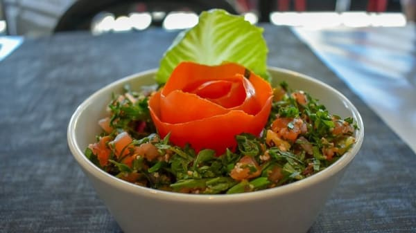 Chef's suggestion - Zikrayat Lebanese Cuisine, Malvern (VIC)