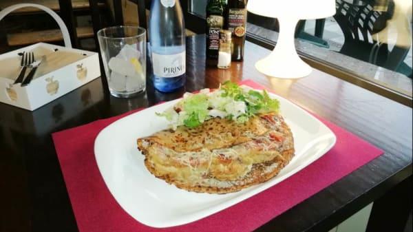Sugerencia del chef - La Brillante, Castelloli