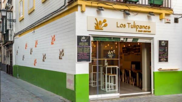 Entrada - Los Tulipanes - Bar Bistro, Sevilla