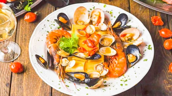 Suggerimento dello chef - Altamarea, Latina